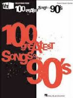 100 Greatest Songs of the '90s