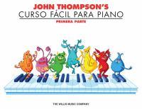 John Thompson's curso fácil para piano