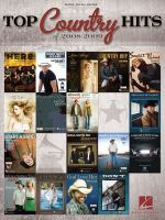 Top Country Hits of 2008-2009
