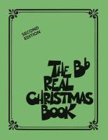 The B♭ Real Christmas Book