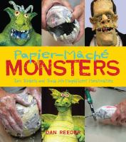 Papier-mâché Monsters