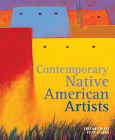 Contemporary Native American Artists book cover
