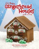 No-bake Gingerbread Houses for Kids