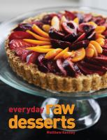 Everyday Raw Desserts