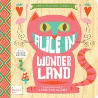 Little master Carroll. Alice in wonderland : a colors primer