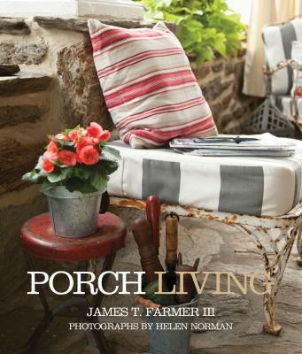 Porch Living book cover
