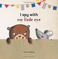 I Spy With My Little Eye