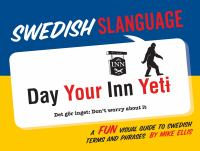 Swedish Slanguage