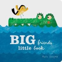 Big Friends Little Book