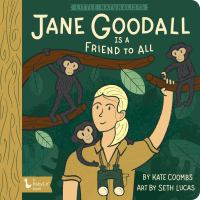 Jane Goodall Is A Friend to All