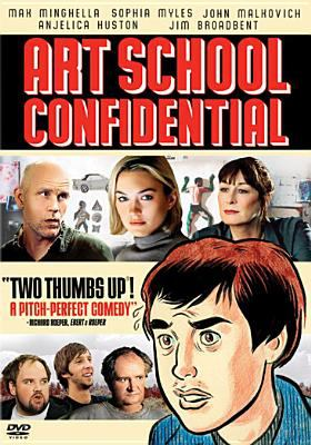Cover image for Art School Confidential