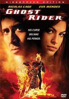 Ghost rider [videorecording (DVD)]