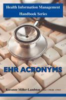 Health Information Management Handbook Series