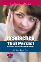 Headaches That Persist