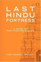 Last Hindu Fortress