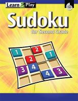 Sudoku for Second Grade