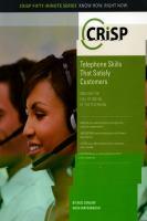 Telephone Skills That Satisfy Customers