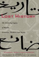 Lost History