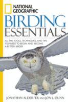 National Geographic Birding Essentials