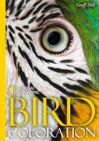National Geographic Bird Coloration