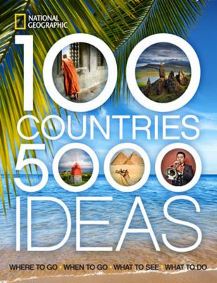Cover image for 100 Countries, 5,000 Ideas