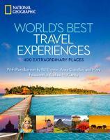World's Best Travel Experiences