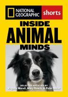 Inside Animal Minds