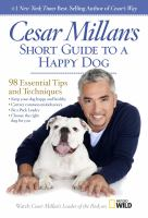 Image: Cesar Millan's Short Guide to A Happy Dog