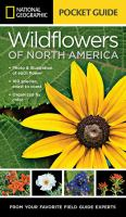 National Geographic Pocket Guide to the Wildflowers of North America