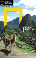 National Geographic Traveler: Peru