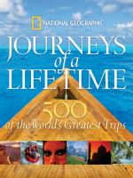 Journeys of A Lifetime