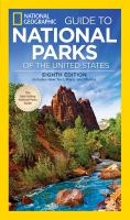 Guide to National Parks of the United States
