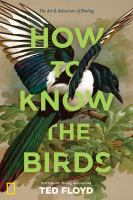 Cover of How to Know the Birds
