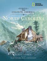 North Carolina, 1524-1776