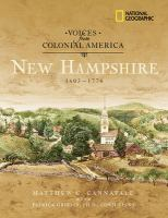 New Hampshire, 1603-1776