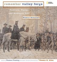 Remember Valley Forge