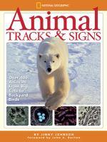 Animal Tracks & Signs