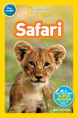 Safari (National Geographic Readers)(book-cover)