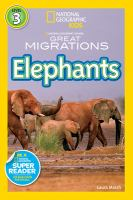 Great Migrations Elephants