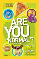 "Are You ""normal""?"