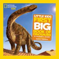First Big Book of Dinosaurs