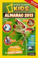 National Geographic Kids Almanac 2013