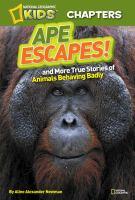 Ape Escapes!