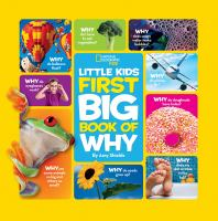 Little Kids' First Big Book of Why