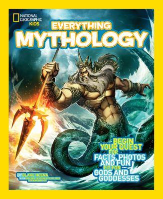 Cover image for Everything Mythology