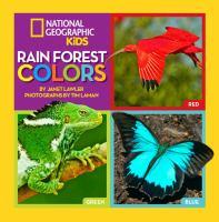 Rainforest Colors