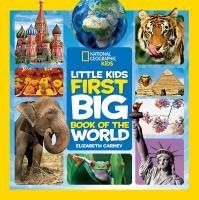 Little Kids' First Big Book of the World