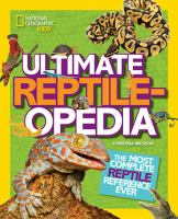 Ultimate Reptile-opedia
