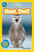 hoot owl Book Cover