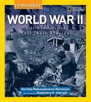 Remember World War II